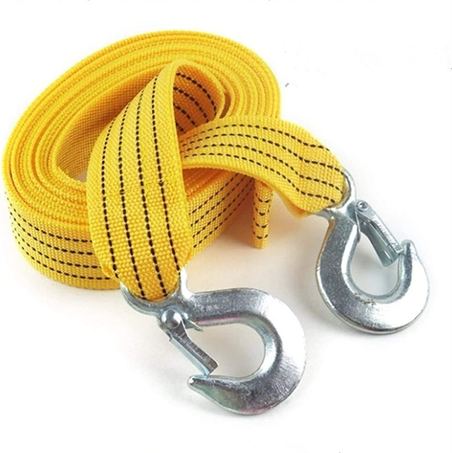 ZHU-CL Winch Rope 4M Heavy Duty 2021 new 5 Cable Car Tow Pull Ton Towing Max 81% OFF