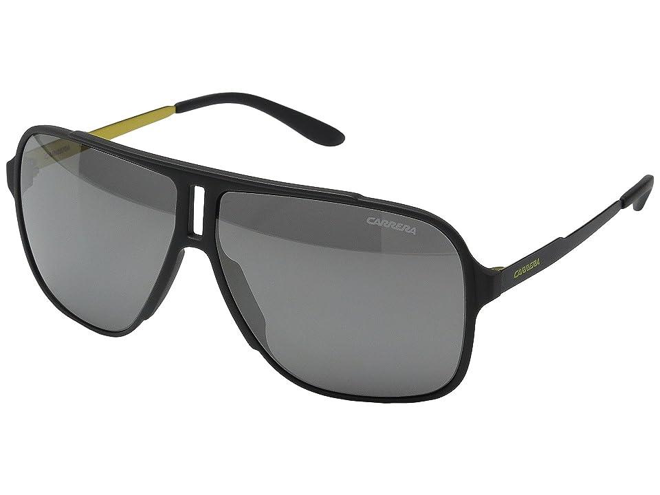 Carrera Carrera 122/S (Grey/Black Mirror Lens) Fashion Sunglasses