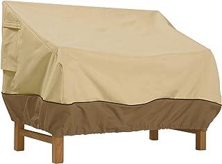 Classic Accessories Veranda Water-Resistant Patio Sofa/Loveseat/Bench Cover, 58 x 32.5 x 31 Inch