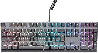 MIONIX Wei - Clavier Gaming mécanique rétroéclairé (Disposition AZERTY, Touches Cherry MX, Personnalisable)