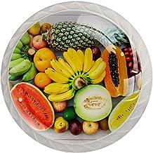 AITAI Gemengde vruchten ronde kast knop 4 Pack trekt handgrepen