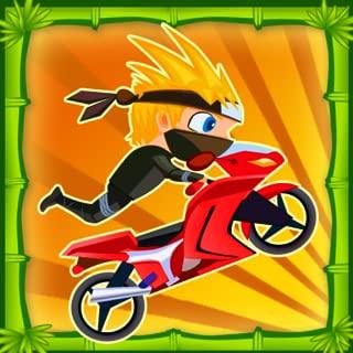Ninja Bike Race: Temple Saga - Free Racing Game
