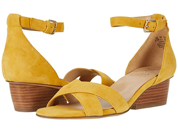 Naturalizer  Caine (Sunset Yellow Suede) Womens Shoes