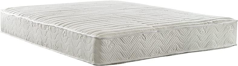 Signature Sleep 5426096 Contour Encased Mattress, Twin, White
