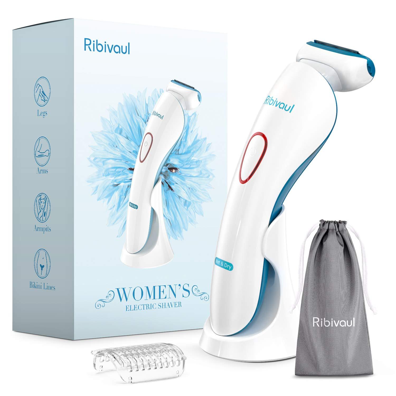 Women Popular overseas Nippon regular agency Electric Razors Ribivaul Shaver Shav with 3-in-1