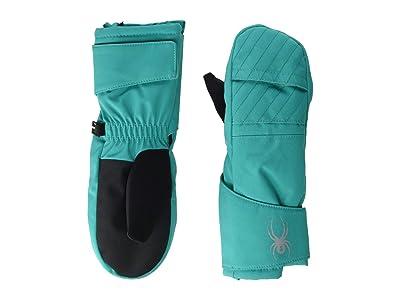 Spyder Kids Cubby (Toddler) (Scuba/Black) Ski Gloves