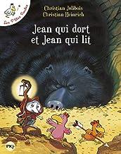 Jean Qui Dort Et Jean Qui Lit (Les P'Tites Poules) (French Edition)