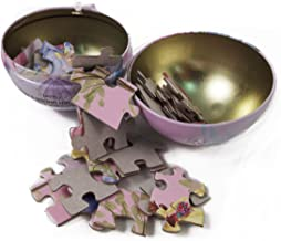 Disney Princess Ball Puzzle Tin Ornament - 50 Piece Jigsaw Puzzle