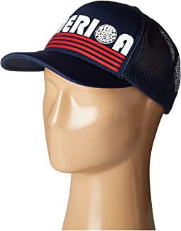 Rip Curl Word Up Trucker Hat
