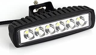Willpower 32 Zoll 81cm 180W LED Lichtleiste Gerade Auto Offroad Led Arbeitsscheinwerfer Spot Flood Combo Zusatzscheinwerfer Gef/ührtes Arbeits-Licht-Bar Nebel Licht Wasserdicht IP67 f/ür SUV UTV ATV