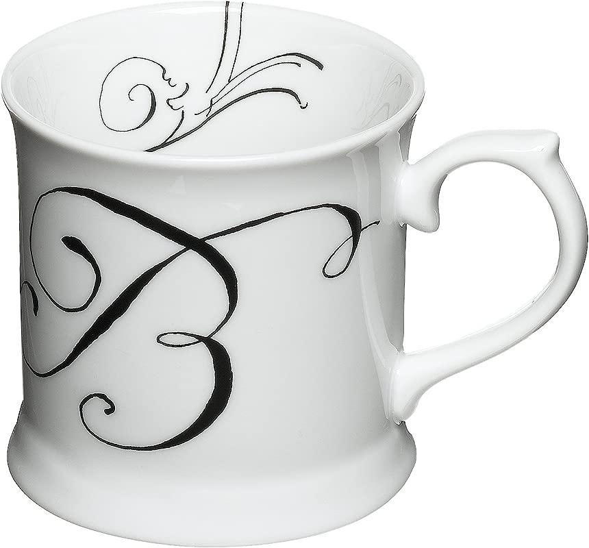 Rosanna Initially Yours Mug Letter B