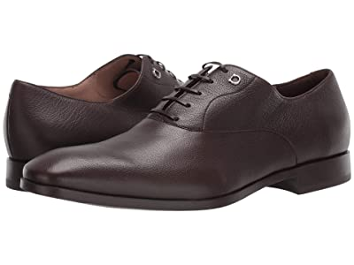 Salvatore Ferragamo Toulouse Oxford (Wenge Brown) Men