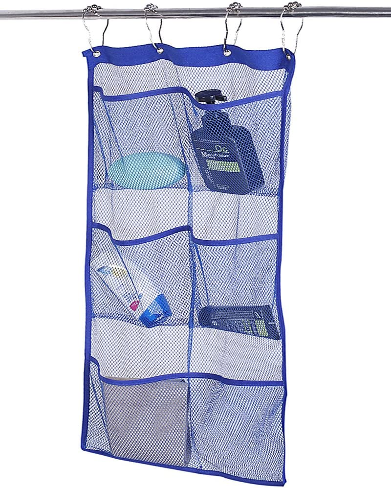 ALYER 6 Storage Pockets Hanging Mesh Space excellence Caddy B Limited Special Price Saving Shower