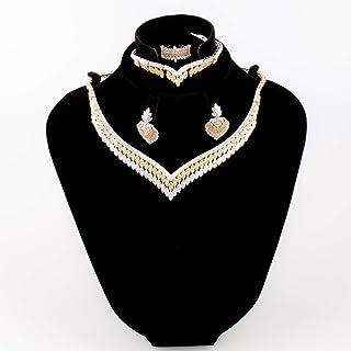 Women's Jewelry Set طقم مجوهرات نسائي