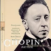 Rubinstein Collection, Vol. 4: Chopin: Polonaises, Andante spianato, Barcarolle, Berceuse