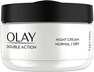 Olay Double Action Night Cream For Normal To Dry Skin 50 ml