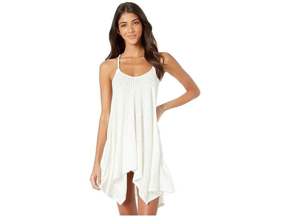 Billabong Twisted View 2 Dress Cover-Up (Seashell) Women's Swimwear