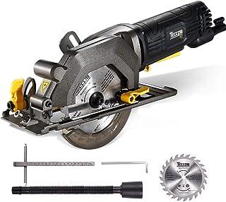"CONSTRUX CXCCSA1 4 1//2/"" Compact Circular Saw"