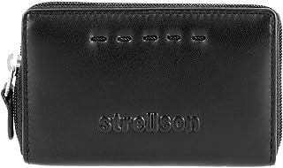 Strellson Richmond billfold v12 portafoglio portafoglio portafoglio marrone Pelle