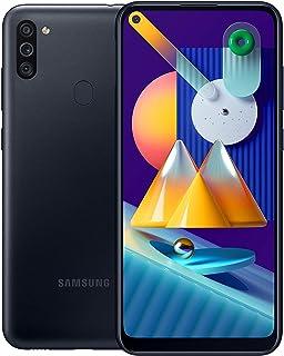 Samsung Galaxy M11 Dual SIM - 32GB 3GB RAM 4G LTE, UAE Version - Black