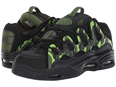 Osiris D3 2001 (Brigade/Green) Men