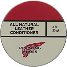 all natural leather conditioner red wing