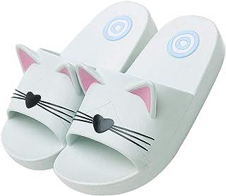 ZDQ NiñOs Mujer Hombre Zapatillas Piscina Pantuflas Ducha Antideslizantes Sandalias Verano Zapatos Shower Playa
