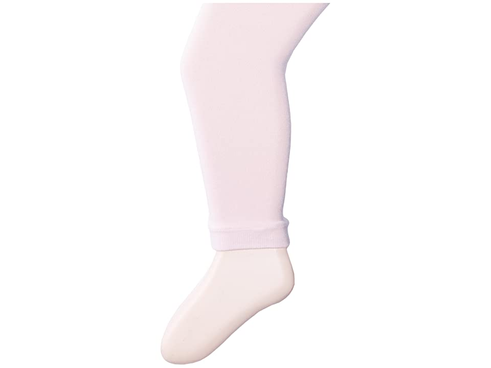 Falke Cotton Touch Leggings (Toddler/Little Kids/Big Kids) (Powder Rose) Hose, Brown