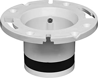 Oatey GIDDS-173390 43539 Replacement Flange for CAST Iron, 4-Inch, PVC