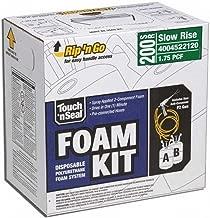 Dap 7565022120 Touch 'n Seal Slow Rise Spray Foam Insulation Kit 200