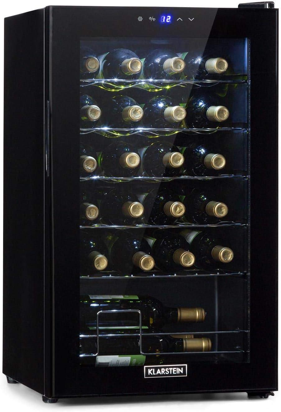 Vinoteca Klarstein Shiraz Uno 24 botellas