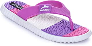 Sapatos Women Casualwear Purple Color Thongs Slipper