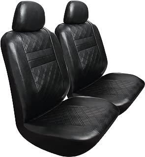 diamond stitch leather seats