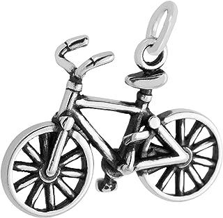 bmx bike necklace