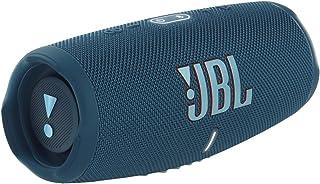 JBL CHARGE5 Bluetoothスピーカー 2ウェイ・スピーカー構成/USB C充電/IP67防塵防水/パッシブラジエーター搭載/ポータブル/2021年モデル ブルー JBLCHARGE5BLU 【国内正規品/メーカー1年保証付き】