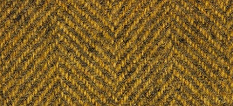 """product image for Weeks Dye Works Wool Fat Quarter Herringbone Fabric, 16"""" by 26"""", Whiskey"""