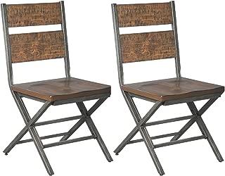 Ashley Furniture Signature Design - Kavara Dining Room Chair - Medium Brown