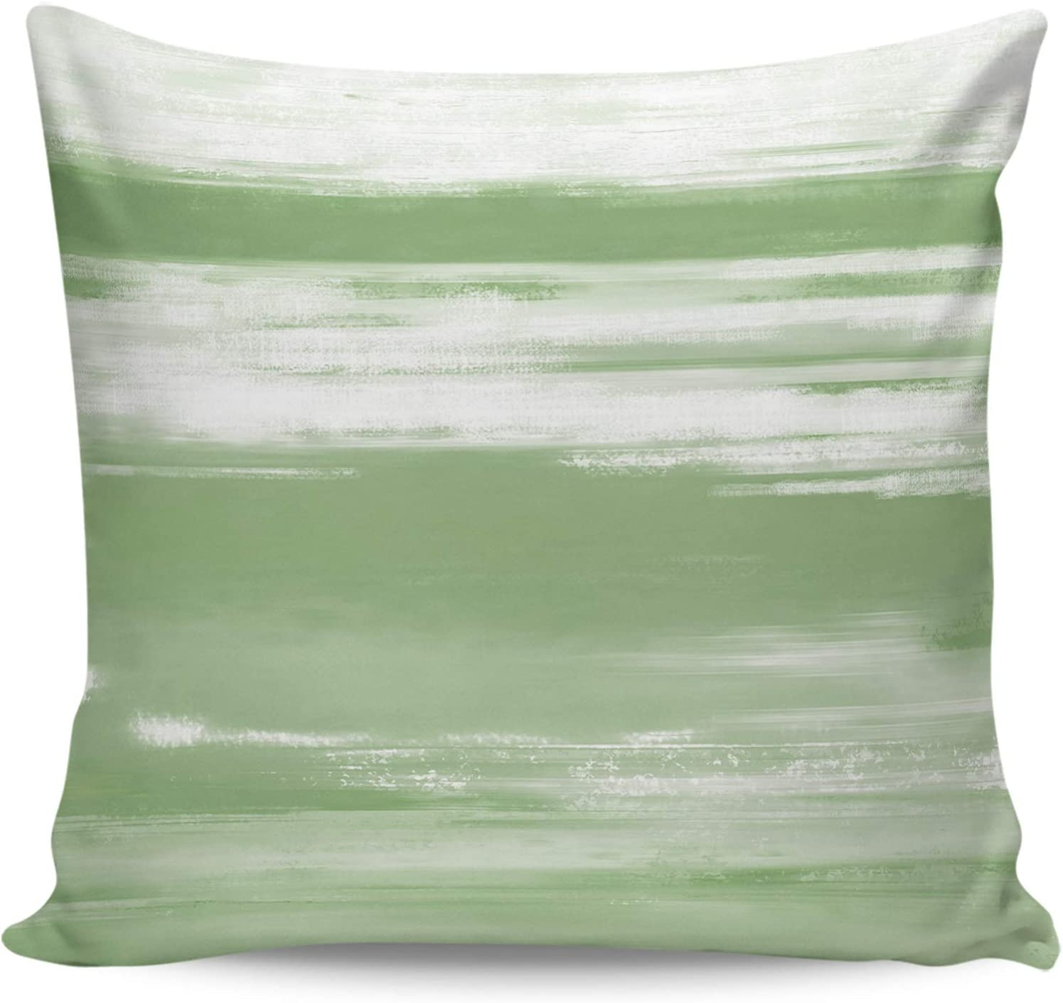 Decorative Throw Pillow Ranking TOP7 Cover Green Plush Short Texture Abstract Fashionable