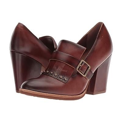 Kork-Ease Prim (Brown Full Grain) High Heels