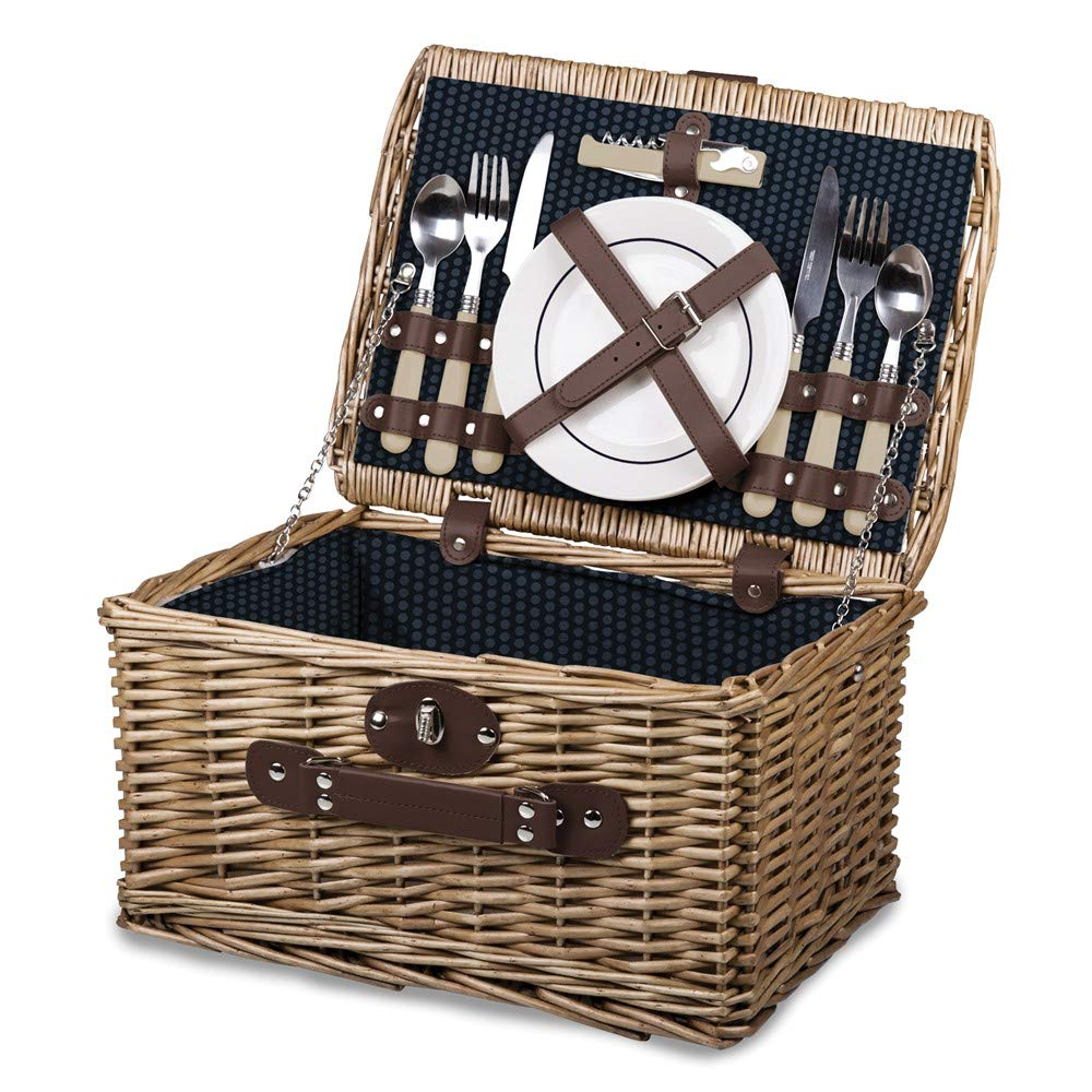 Diamond2Deal Catalina Dahlia Picnic Basket Our shop most popular Selling