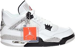 95d9f5faeae NIKE air Jordan 4 Retro OG Mens hi top Basketball Trainers 840606 Sneakers  Shoes