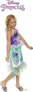 disney princess ariel purple dress