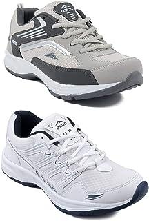 ASIAN Men's Running & Walking Shoes (Set of 2 Pairs)