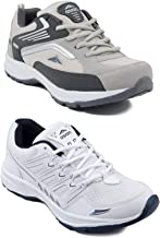 ASIAN Men's Running & Walking Shoe (Set of 2 Pairs)