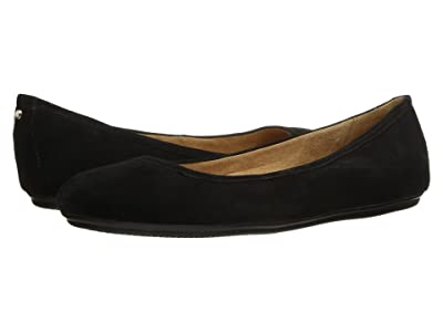 Naturalizer Brittany (Black Suede) Women