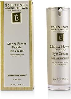 Eminence Organic Skincare Marine Flower Peptide, Eye Cream, 1.05 Ounce