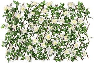 Kunstmatig Ivy Leaf Heggenschaar Platen Op Rol, Kunsthaag Voor Balkons Op Rol Tuin Hek, Windbescherming, Geluidsbeschermin...