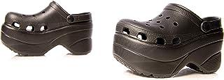 Cape Robbin Gardener Platform Clogs Slippers for Women Women'S Fashion Comfortable Slip On Slides Shoes