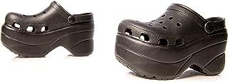 Cape Robbin Gardener Platform Clogs Slippers for Women, Women's Fashion Comfortable Slip On Slides Shoes