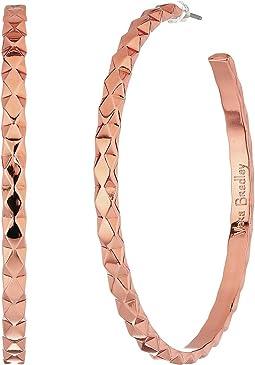 Vera Bradley - Chic Elements Large Hoop Earrings